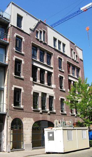 Antwerpen Duboisstraat 43