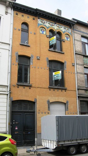 Antwerpen August Sniedersstraat 14