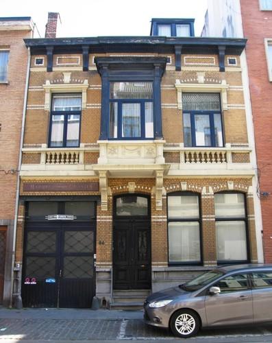 Antwerpen Lange Beeldekensstraat 92-94
