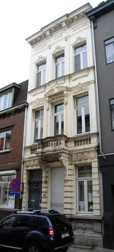 Antwerpen Lange Beeldekensstraat 18