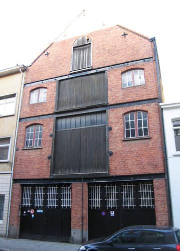 Antwerpen Braziliëstraat 19-21