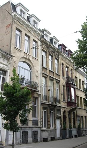 Antwerpen Hollandstraat 24-28