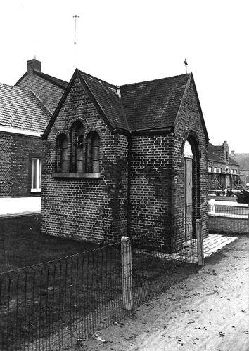 Sint-Gillis-Waas Lijkveldestraat zonder nummer