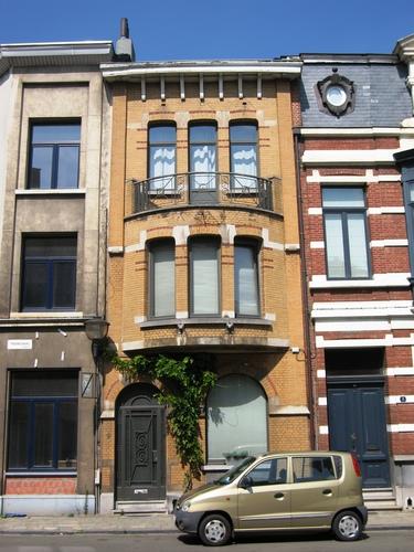 Antwerpen Transvaalstraat 1