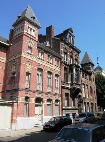 Antwerpen Transvaalstraat 49-53