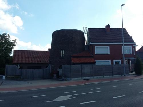 Romp van Lonckes molen