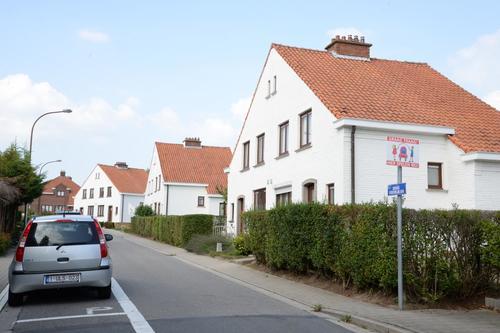 Temse Koning Boudewijnlaan 2-12 Tuinwijk Hollebeek