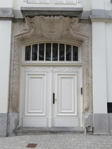 Temse Tielrode Antwerpse Steenweg 7 poort