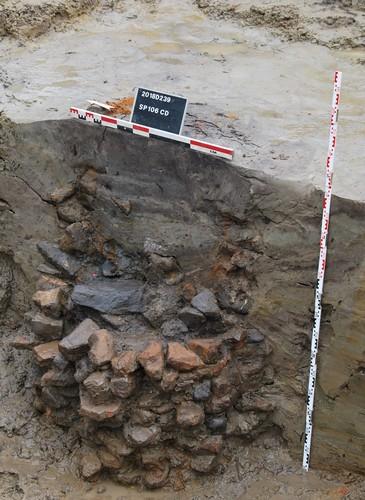Vroegmiddeleeuwse waterput Oudenaarde Waterhoek