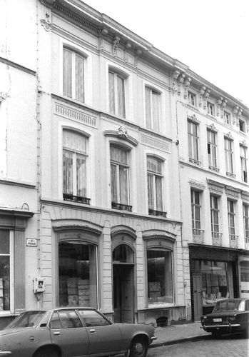 Gent Zuivelbrugstraat 1