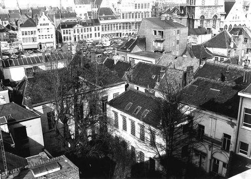 Gent Emile Braunplein 15-39