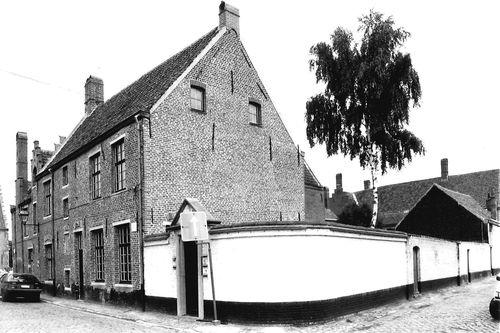 Gent Begijnhofdries 20-24