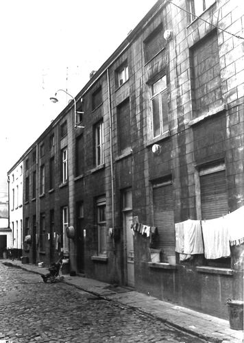 Gent Luxemburgstraat 16-40 beluik