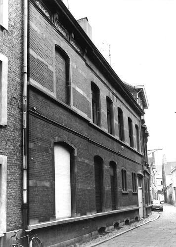 Gent Ingelandgat 29, Wilderoosstraat zonder nummer