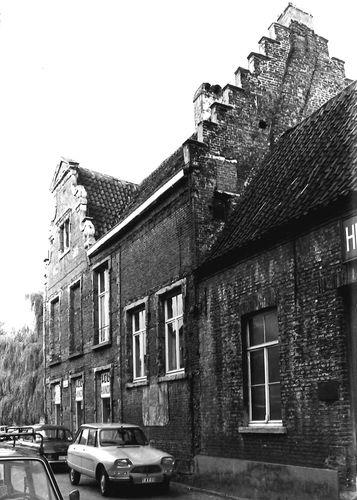 Gent Lievekaai 1, Sint-Widostraat 16-20