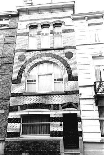 Gent Zandpoortstraat 16