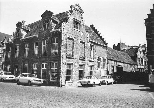 Gent Lievekaai 1, Sint-Widostraat 14-20