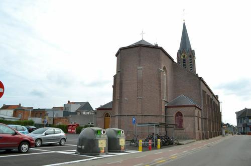 Sint-Gillis-Waas De Klinge Klingedorp 2