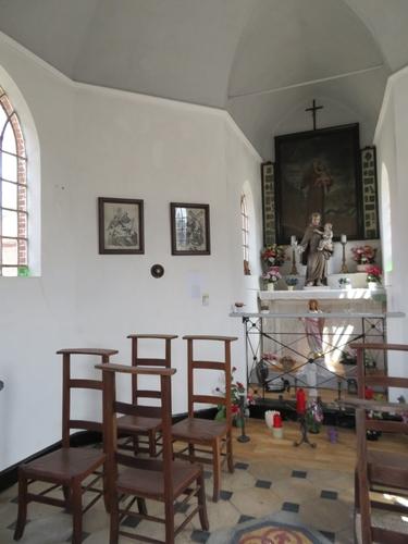 Sint-Gillis-Waas Sint-Pauwels Zandstraat zonder nummer