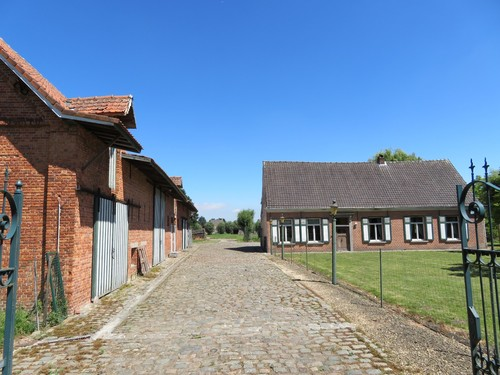 Sint-Gillis-Waas Sint-Pauwels Gentstraat 38