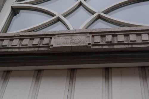 Sint-Gillis-Waas Sint-Pauwels Potterstraat 2 detail