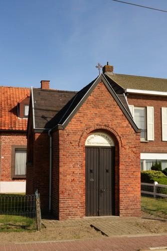 Sint-Gillis-Waas Sint-Pauwels Lijkveldestraat zonder nummer