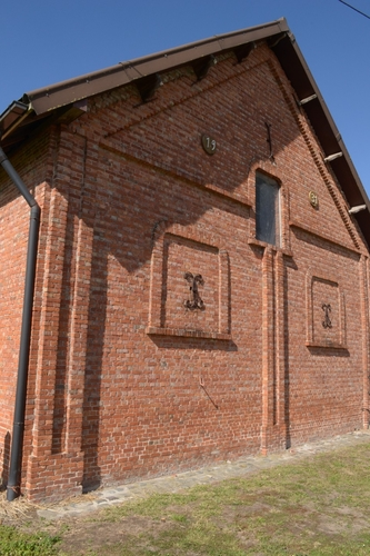 Sint-Gillis-Waas Sint-Pauwels Shondstraat 28 detail