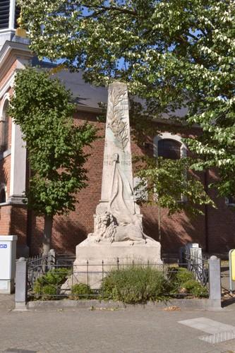 Sint-Gillis-Waas Meerdonk Plezantstraat 1
