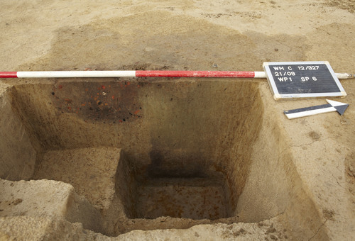 Romeinse site Wijmeers 2