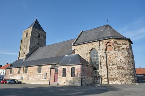 Zottegem Sint-Martinusplein zonder nummer Parochiekerk Sint-Martinus
