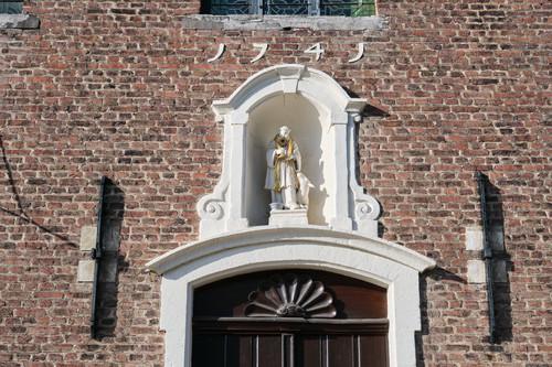 Zottegem Penitentenlaan 3-7 klooster van de grauwe zusters - penitenten