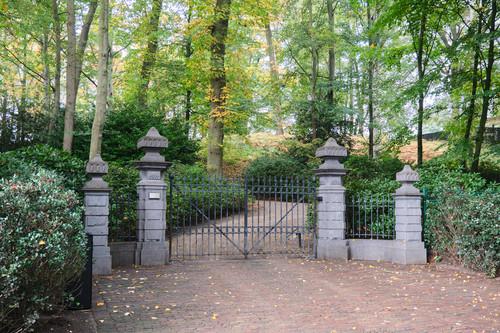Sint-Martens-Latem Dorpsstraat 7 villa Les Buttes Sainte Aldegonde