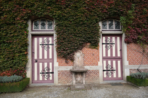 Lochristi Beervelde-Dorp 71-77, Toverstraat 3-5 kasteeldomein van Beervelde