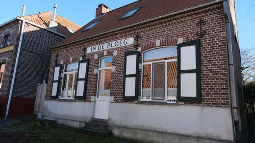 Zwalm Brouwerijstraat 19 Café In de Ploeg