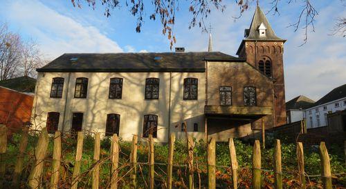 Roosdaal Kapelleweide 11 Pastorie Onze-Lieve-Vrouw van Ledeberg