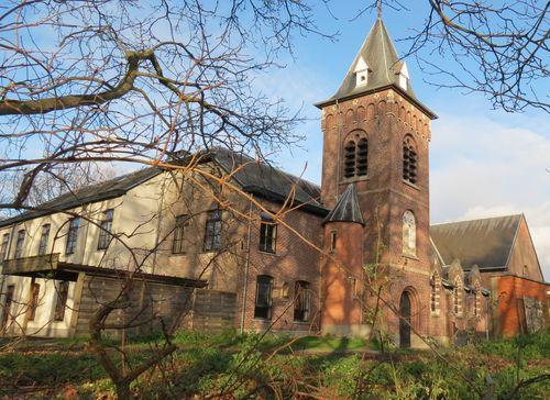 Roosdaal Kapelleweide 9 Kapel Onze-Lieve-Vrouw van Ledeberg
