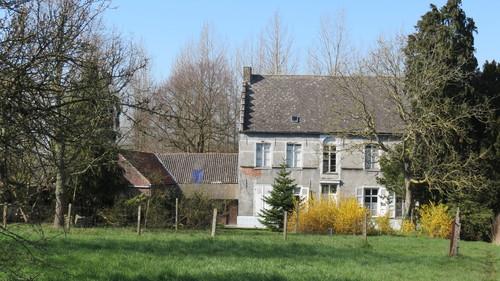 Roosdaal Oudekerkweg 3 pastorie