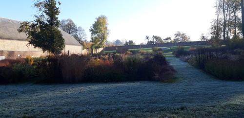Tuinen en park van de landcommanderij Alden Biesen