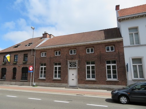 Sint-Gillis-Waas Sint-Pauwels Potterstraat 2