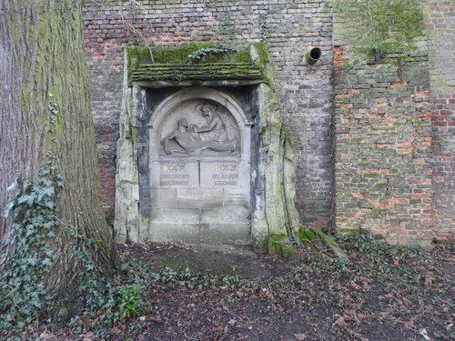 Kartuizerij van Terbank: Sint-Franciscusweg en park