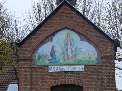 Sint-Niklaas Belsele Marktstraat zonder nummer kapel