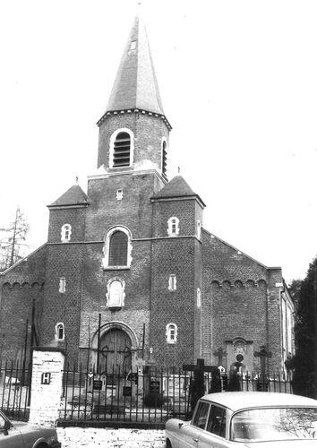 Sint-Martens-Latem Dorpsstraat zonder nummer