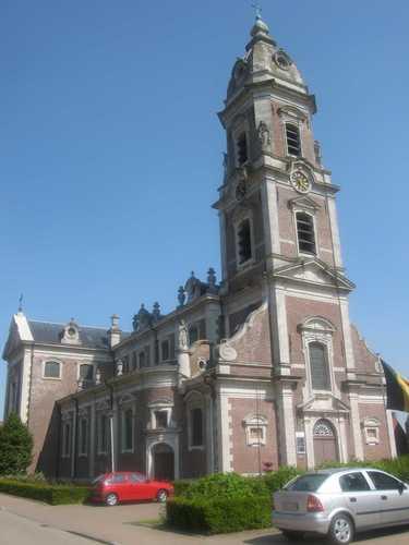 Parochiekerk Sint-Bavo