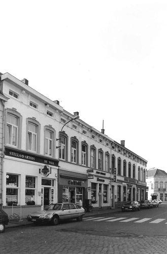 Oudenaarde Stationsplein 75-85