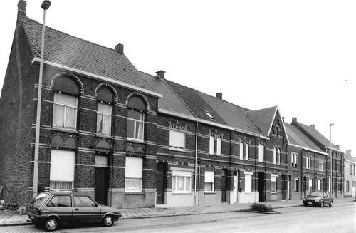 Oudenaarde Serpentsstraat 93-109