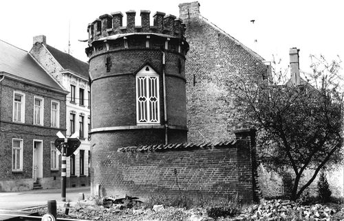 Oudenaarde Leupegemstraat en Armenlos 4 en 6