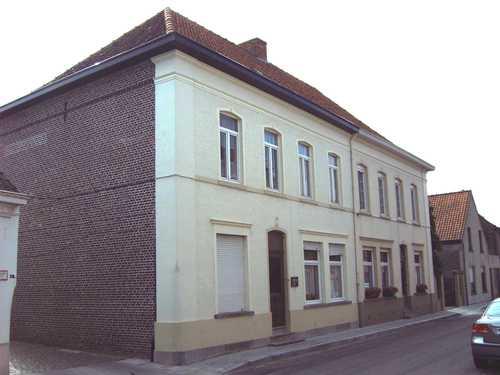 Samenstel van twee neoclassicistische burgerhuizen
