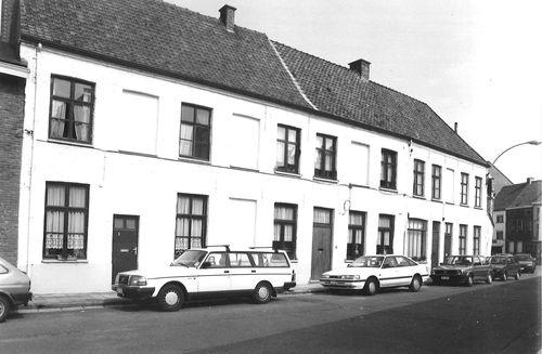 Oudenaarde Achterburg 5-11