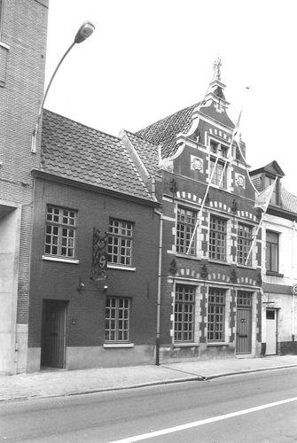 Oudenaarde Bergstraat 1-3