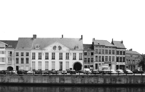 Oudenaarde Bourgondiëstraat 9